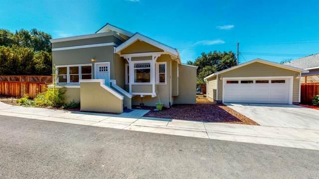 4743 Montgomery, Santa Rosa, CA 95409 (MLS #321099045) :: DC & Associates