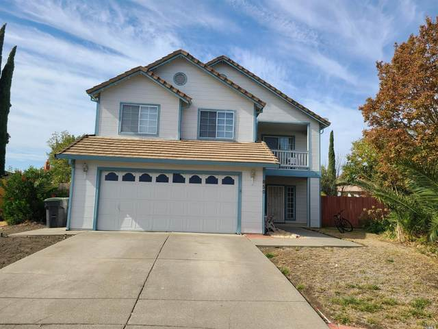 850 Thetford Place, Fairfield, CA 94533 (MLS #321100585) :: 3 Step Realty Group