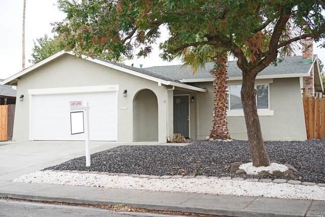 1061 Sparrow Lane, Fairfield, CA 94533 (MLS #321100858) :: Heather Barrios