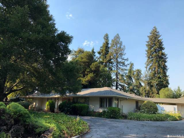 1 Nora Way, Atherton, CA 94027 (#421517699) :: Jimmy Castro Real Estate Group