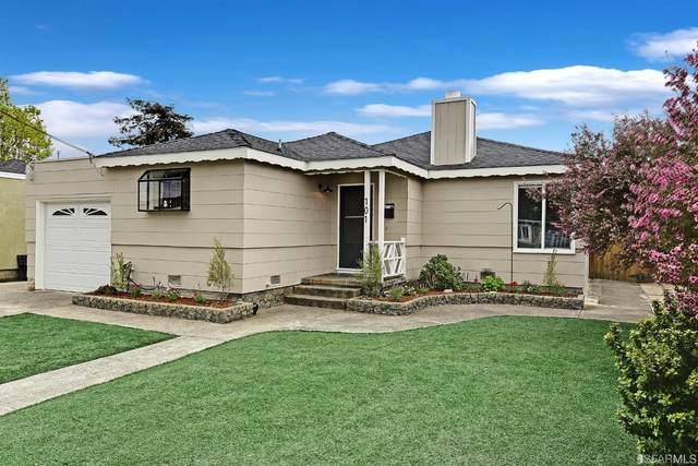 101 N Rochester Street, San Mateo, CA 94401 (MLS #421540949) :: Keller Williams - The Rachel Adams Lee Group