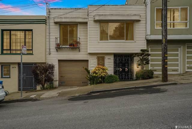 1878 11th Avenue, San Francisco, CA 94122 (MLS #421544913) :: Keller Williams Realty