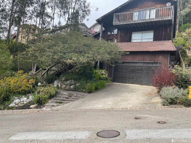 575 Avenue Portola, El Granada, CA 94019 (MLS #421546915) :: Live Play Real Estate | Sacramento