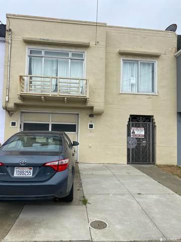 1942 44th Avenue, San Francisco, CA 94116 (MLS #421553660) :: The Merlino Home Team