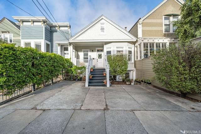 453 Douglass Street, San Francisco, CA 94114 (MLS #421572473) :: Keller Williams Realty