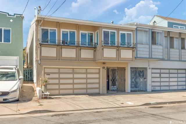 816 Peru Avenue, San Francisco, CA 94112 (MLS #421595085) :: DC & Associates