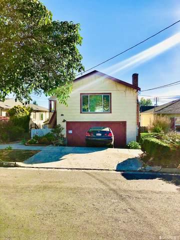 539 Everett Street, El Cerrito, CA 94530 (MLS #501574) :: The MacDonald Group at PMZ Real Estate