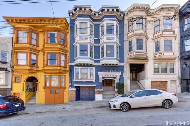 619 Castro Street, San Francisco, CA 94114 (MLS #511023) :: Live Play Real Estate | Sacramento