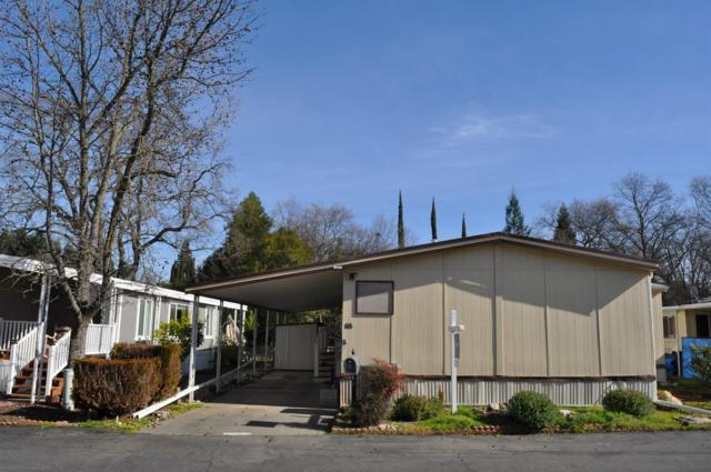 6900 Almond Avenue #68, Orangevale, CA 95662 (MLS #18003454) :: Dominic Brandon and Team