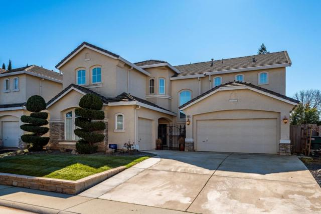 9081 Pinto Canyon Way, Roseville, CA 95747 (MLS #18006753) :: Keller Williams - Rachel Adams Group