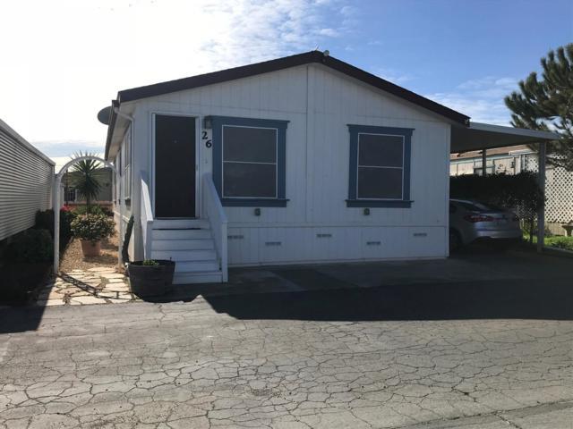 605 Pringle Avenue #26, Galt, CA 95632 (MLS #18010033) :: Dominic Brandon and Team