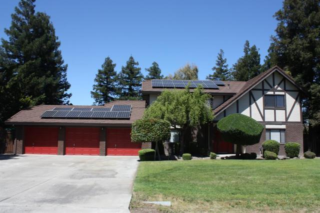1415 Clubhouse Way, Manteca, CA 95337 (MLS #18023242) :: Keller Williams - Rachel Adams Group