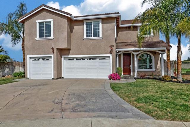 702 Morales Court, Modesto, CA 95307 (MLS #18023807) :: Keller Williams - Rachel Adams Group