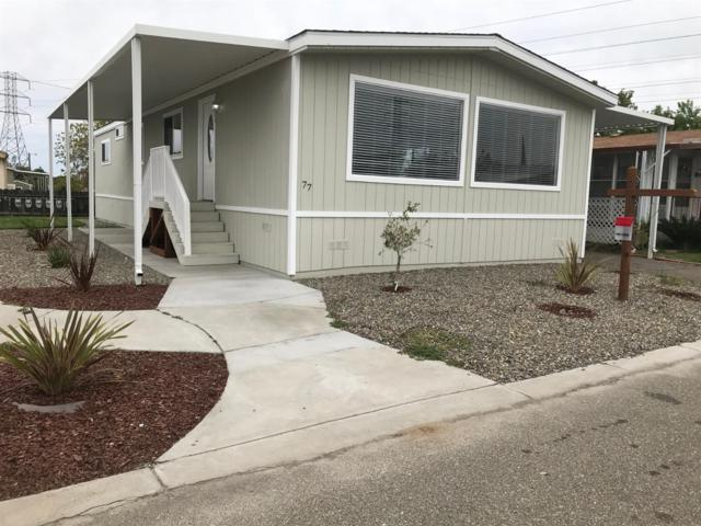 1459 Standiford Avenue #77, Modesto, CA 95350 (MLS #18024545) :: NewVision Realty Group