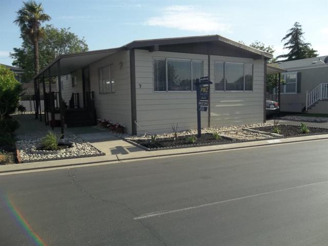2621 Prescott Road #7, Modesto, CA 95350 (MLS #18031326) :: Keller Williams - Rachel Adams Group