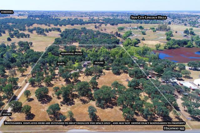 1750 State Highway 193, Lincoln, CA 95648 (MLS #18032251) :: Heidi Phong Real Estate Team