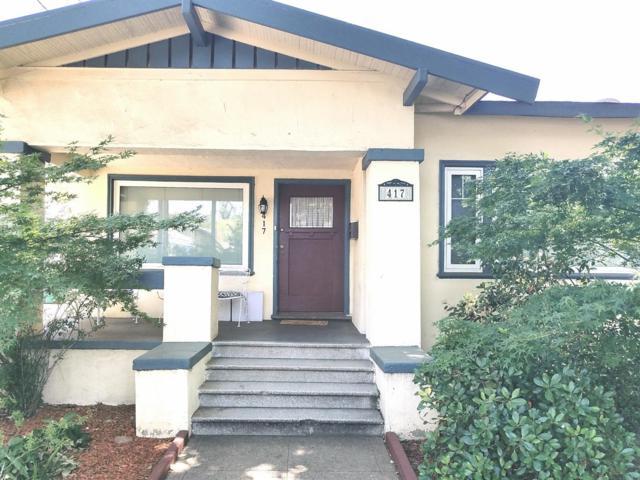417 19th Street, Sacramento, CA 95811 (MLS #18034438) :: Team Ostrode Properties