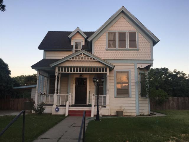 1043 P Street, Newman, CA 95360 (MLS #18035499) :: Team Ostrode Properties