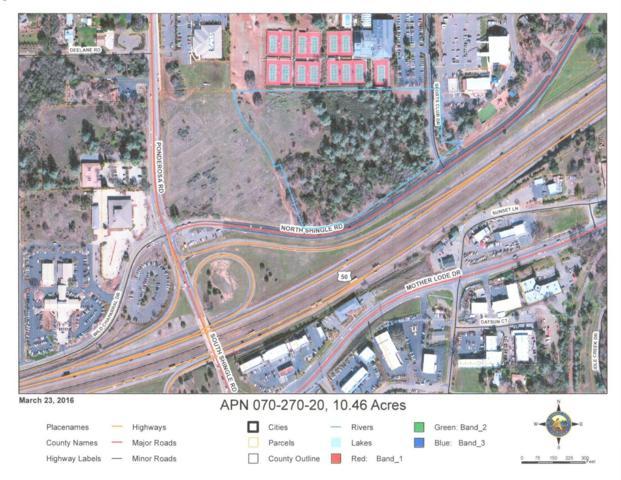 0 North Shingle Road, Shingle Springs, CA 95682 (MLS #18035611) :: NewVision Realty Group
