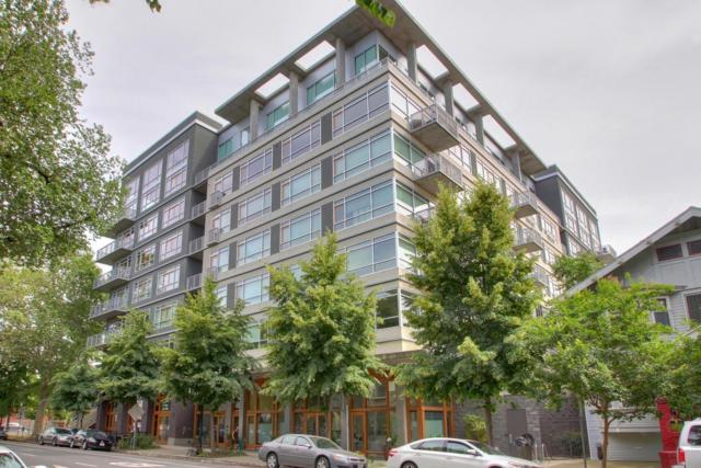 1818 L Street #606, Sacramento, CA 95811 (MLS #18050171) :: NewVision Realty Group