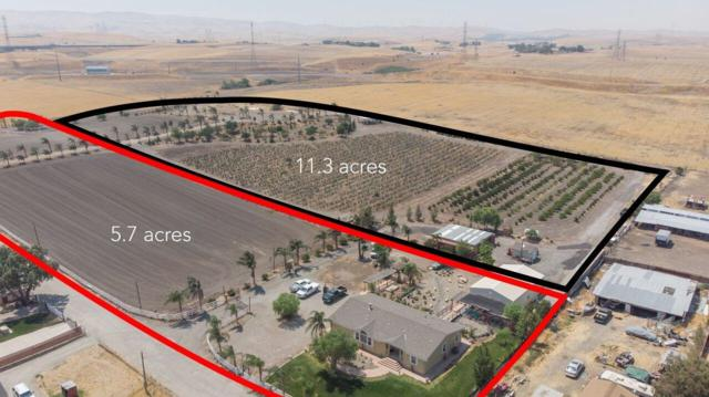 20124-11.3 AC W Grantline Road, Tracy, CA 95391 (MLS #18056542) :: Keller Williams - Rachel Adams Group