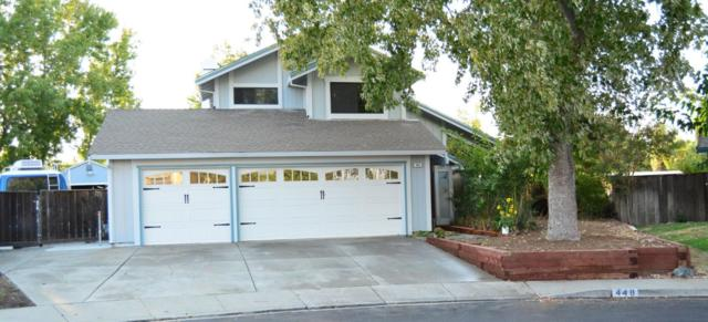 448 Lupine Circle, Vacaville, CA 95687 (MLS #18057635) :: The Del Real Group
