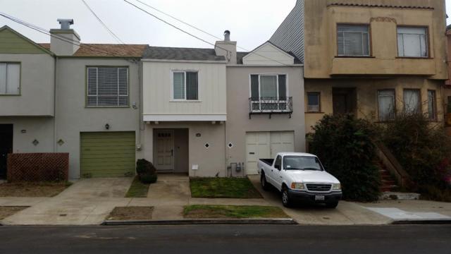2350 30th Street, San Francisco, CA 94116 (MLS #18057643) :: REMAX Executive