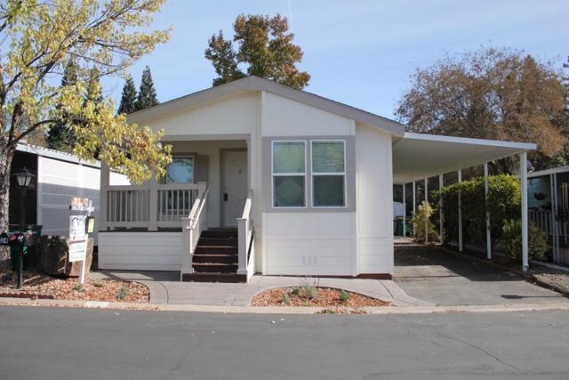 2681 Cameron Park Dr #23, Cameron Park, CA 95682 (MLS #18067570) :: The MacDonald Group at PMZ Real Estate