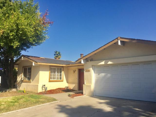 812 Pine Tree Lane, Modesto, CA 95351 (MLS #18071633) :: The Del Real Group