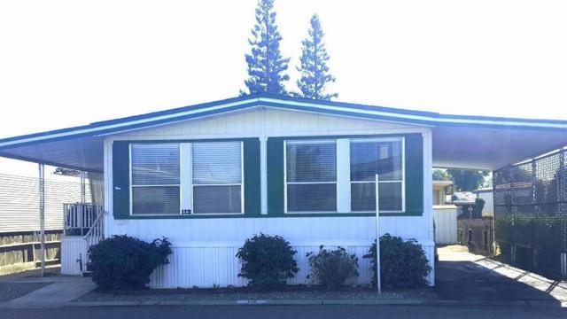 112 Clipper Lane #112, Modesto, CA 95356 (MLS #18073105) :: The MacDonald Group at PMZ Real Estate