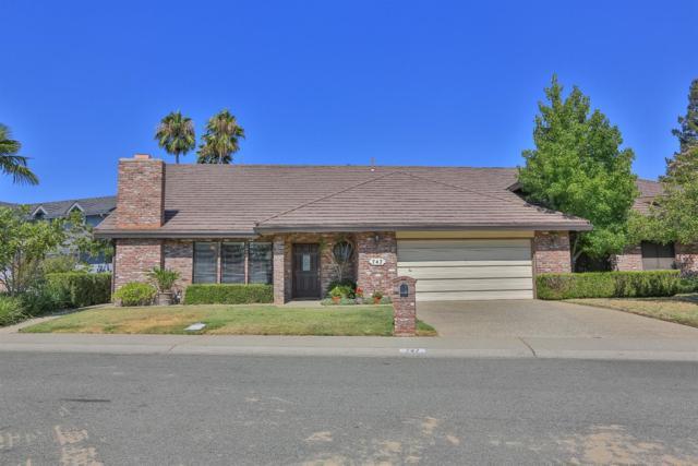 747 Shoreside Drive, Sacramento, CA 95831 (MLS #19001197) :: The MacDonald Group at PMZ Real Estate