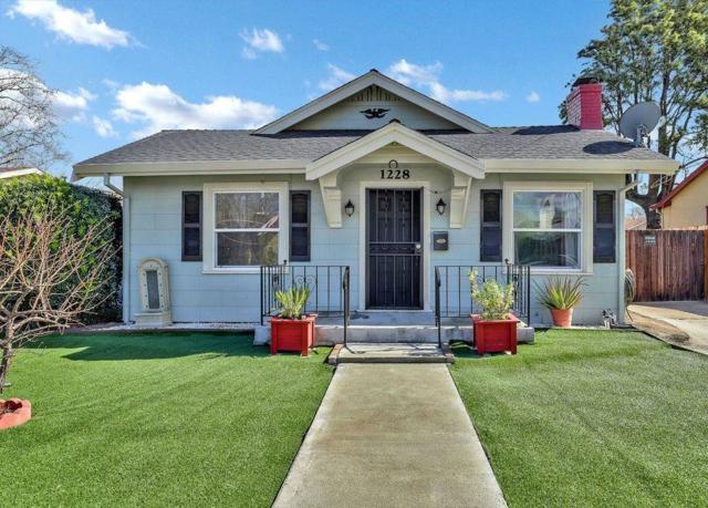 1228 Bessie Avenue, Tracy, CA 95376 (MLS #19008431) :: The Merlino Home Team