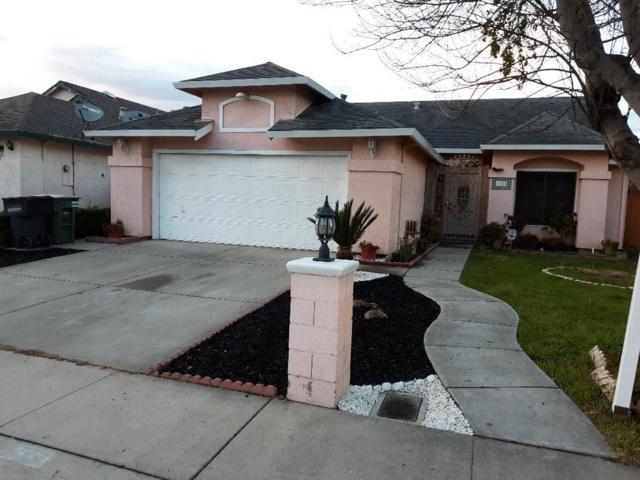 1205 Cribari Drive, Modesto, CA 95358 (MLS #19017411) :: The Del Real Group