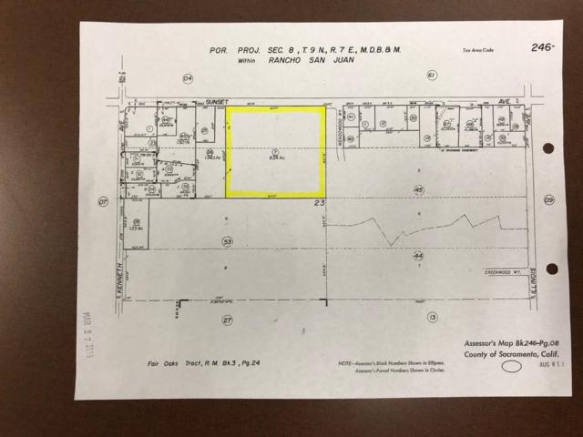 8572 Sunset Avenue, Fair Oaks, CA 95628 (MLS #19018991) :: Heidi Phong Real Estate Team