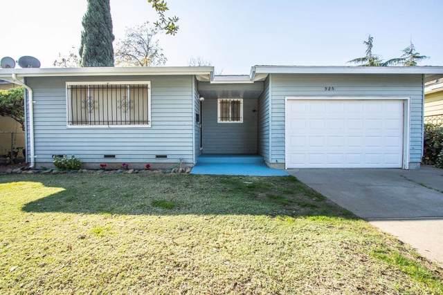 525 S Garden Avenue, Stockton, CA 95205 (MLS #19078110) :: Folsom Realty