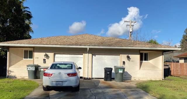 2305 Ramon Drive, Sacramento, CA 95825 (MLS #19081300) :: The MacDonald Group at PMZ Real Estate