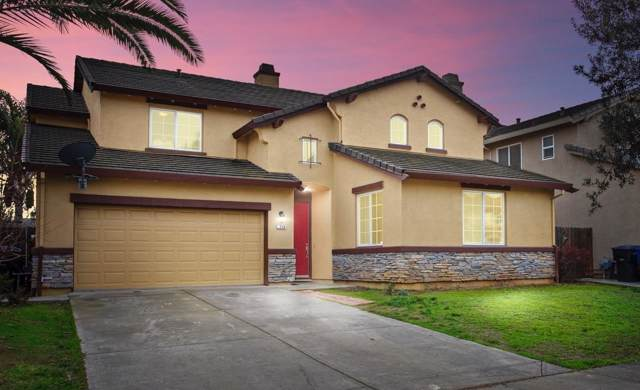 1348 Thoroughbred Street, Patterson, CA 95363 (MLS #20002817) :: Keller Williams - Rachel Adams Group
