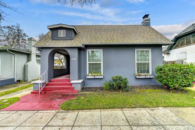 1030 X Street, Sacramento, CA 95818 (MLS #20003692) :: Heidi Phong Real Estate Team