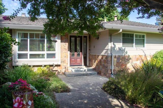 2025 Claremont Road, Carmichael, CA 95608 (MLS #20009281) :: The MacDonald Group at PMZ Real Estate