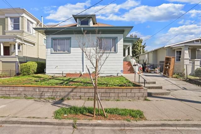 4020 West Street, Oakland, CA 94608 (MLS #20012947) :: Dominic Brandon and Team