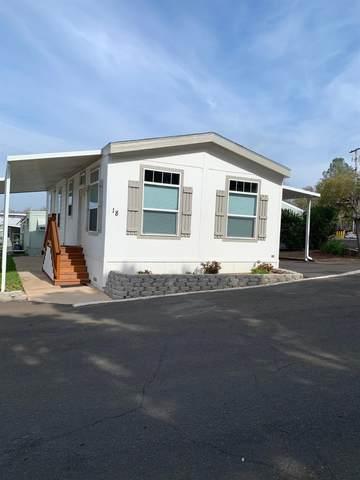 2540 Grass Valley Highway #18, Auburn, CA 95603 (MLS #20014182) :: Keller Williams - The Rachel Adams Lee Group