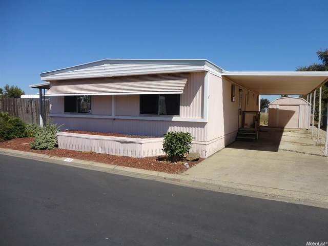 8665 Florin Road #49, Sacramento, CA 95828 (MLS #20016506) :: Keller Williams - The Rachel Adams Lee Group