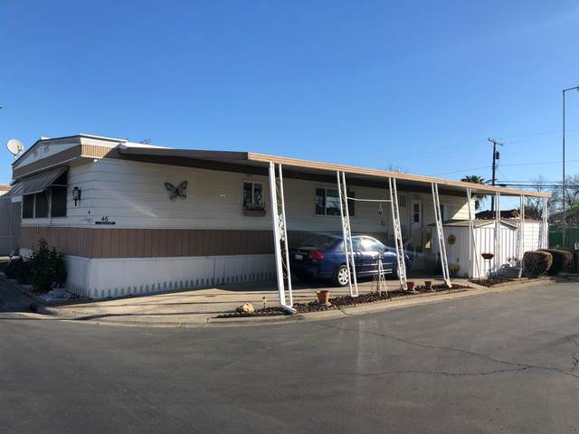 5040 Jackson St #46, North Highlands, CA 95660 (MLS #20018470) :: REMAX Executive