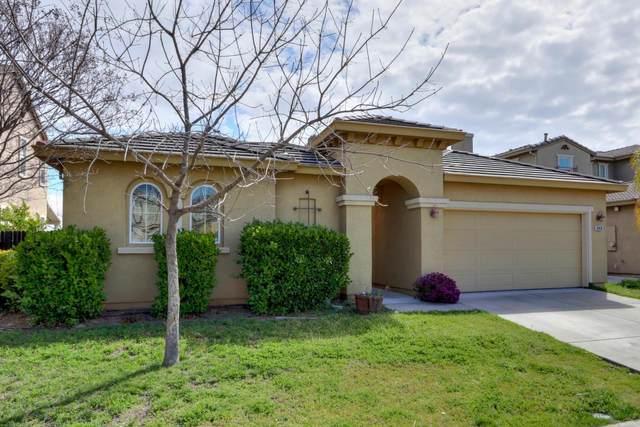8418 Dandelion Drive, Elk Grove, CA 95624 (MLS #20018815) :: The MacDonald Group at PMZ Real Estate