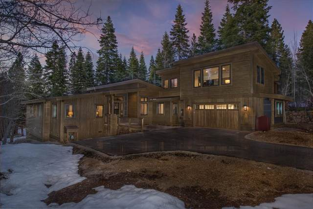 1806 Woods Point Way, Truckee, CA 96161 (MLS #20019885) :: The MacDonald Group at PMZ Real Estate