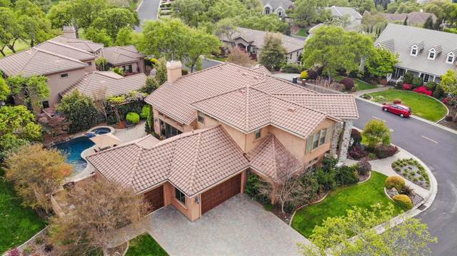 15374 De La Cruz Drive, Rancho Murieta, CA 95683 (MLS #20019917) :: Keller Williams - Rachel Adams Group