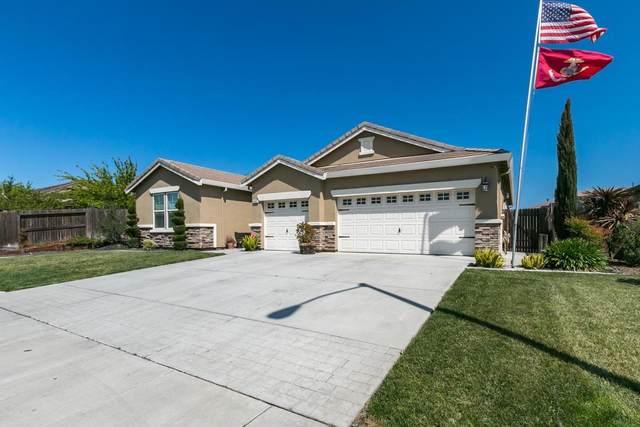 1482 Pelusa Lane, Manteca, CA 95337 (MLS #20020058) :: The MacDonald Group at PMZ Real Estate
