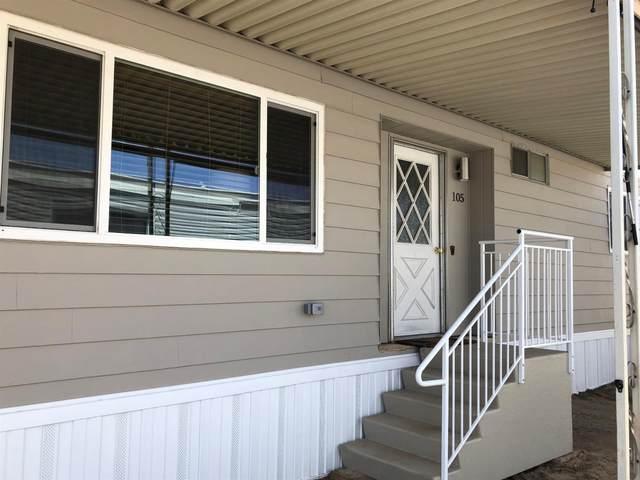 604 Pringle Avenue #105, Galt, CA 95632 (MLS #20027791) :: Keller Williams - The Rachel Adams Lee Group