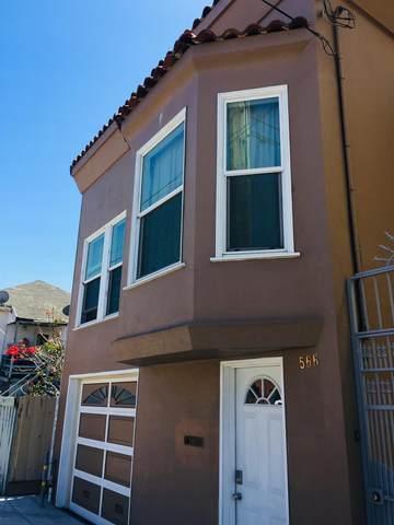 566 Girard Street, San Francisco, CA 94134 (MLS #20037552) :: The MacDonald Group at PMZ Real Estate
