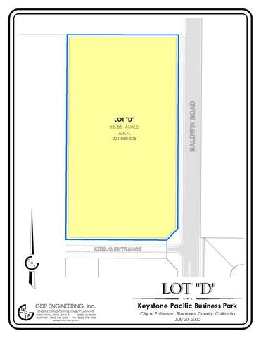 801 Baldwin Road, Patterson, CA 95363 (MLS #20041463) :: The MacDonald Group at PMZ Real Estate